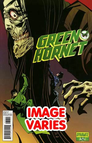 DO NOT USE (DUP) Kevin Smiths Green Hornet #32 (Filled Randomly With 1 Of 2 Covers)