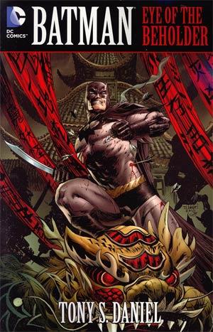 Batman Eye Of The Beholder TP