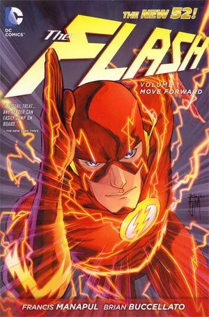 Flash (New 52) Vol 1 Move Forward HC