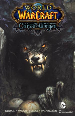 World Of Warcraft Curse Of The Worgen TP