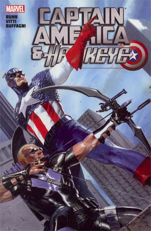 Captain America And Hawkeye TP