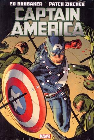 Captain America By Ed Brubaker Vol 3 HC