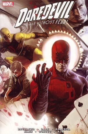 Daredevil By Ed Brubaker & Michael Lark Ultimate Collection Book 3 TP