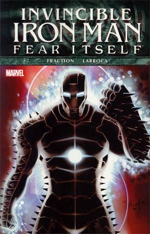 Fear Itself Invincible Iron Man TP
