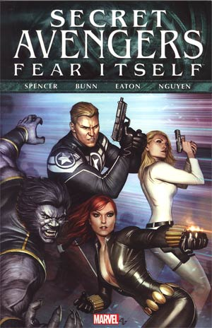 Fear Itself Secret Avengers TP