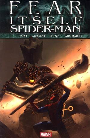 Fear Itself Spider-Man TP