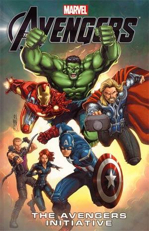Marvels Avengers The Avengers Initiative TP Digest