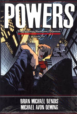 Powers Definitive Collection Vol 5 HC