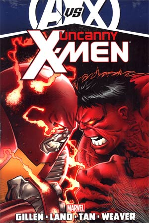 Uncanny X-Men By Kieron Gillen Vol 3 HC