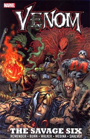 Venom Savage Six TP
