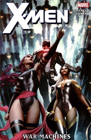 X-Men War Machines TP