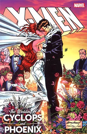 X-Men Wedding Of Cyclops And Phoenix TP