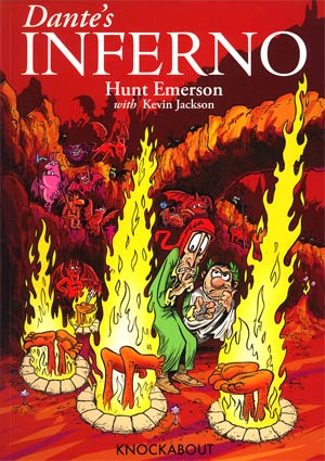 Dantes Inferno GN By Knockabout Comics