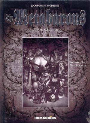 Metabarons Ultimate Collection HC