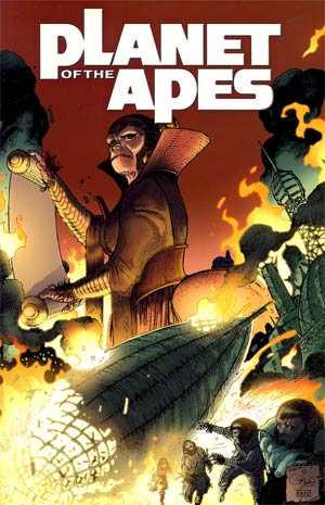 Planet Of The Apes Vol 3 Children Of Fire TP
