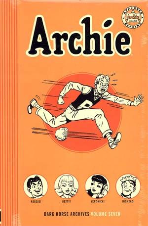 Archie Archives Vol 7 HC
