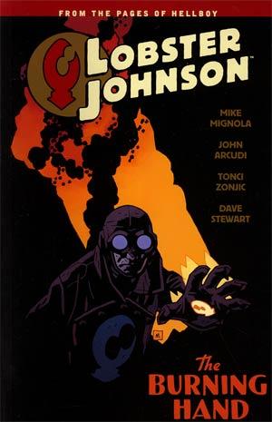 Lobster Johnson Vol 2 Burning Hand TP