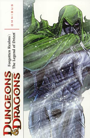 Dungeons & Dragons Forgotten Realms Legend Of Drizzt Omnibus Vol 2 TP