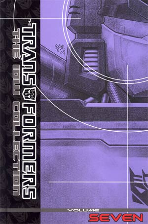 Transformers The IDW Collection Vol 7 HC