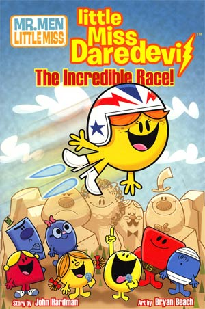Little Miss Daredevil The Incredible Race GN