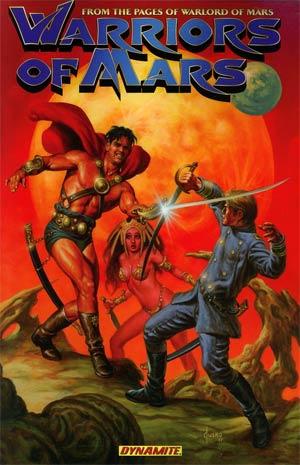Warriors Of Mars Vol 1 TP