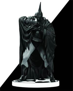 Batman Black & White Series Original Mini Statue By Kelley Jones Version 2