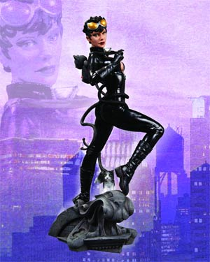 Cover Girls Of The DC Universe Catwoman New 52 Statue