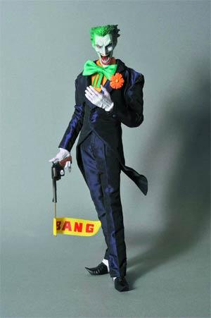 Batman Hush Real Action Hero 1/6 Scale Joker Action Figure