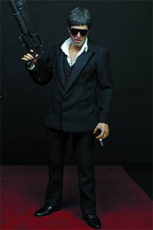 Scarface The War Edition Real Masterpiece Action Figure
