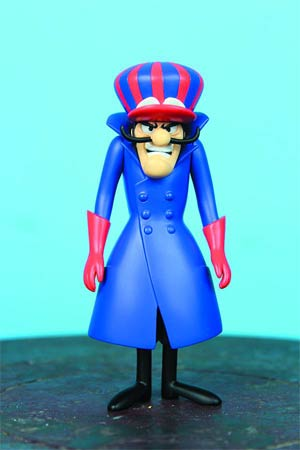 Hanna-Barbera History Collection Wave 1 Dick Dastardly 3 3/4-Inch Figure
