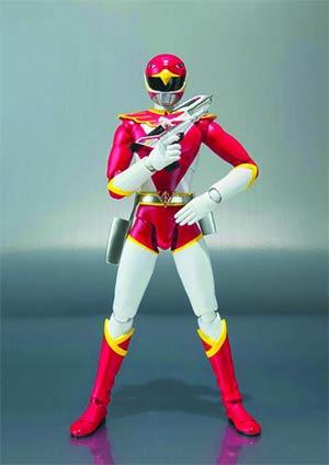 Choujin Sentai Jetman S.H.Figuarts - Red Hawk Action Figure