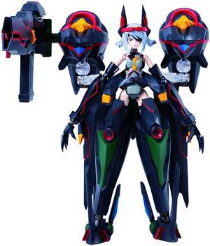 Infinite Stratos Armor Girls Project - Schwarzer Regen Laura Bodewig Action Figure