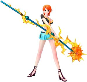 One Piece Figuarts ZERO - Battle Version - Nami Figure