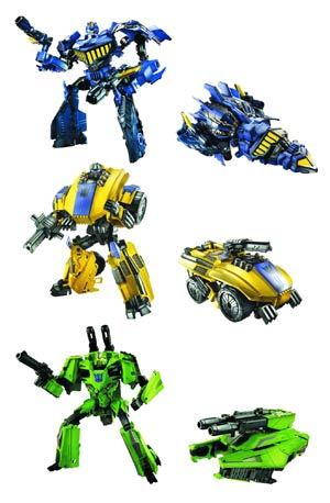 Transformers Generations War For Cybertron 2 Deluxe Action Figure Assortment Case 201202
