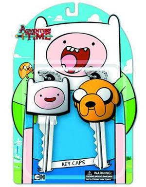 Adventure Time Finn & Jake Key Caps