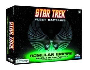 Star Trek Fleet Captains Romulan Empire Expansion