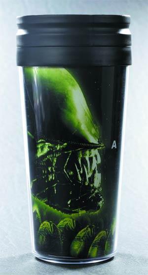 Alien Glowing Tumbler Type A