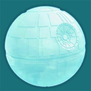 Star Wars Death Star Silicone Ice Tray