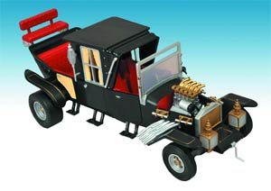 Munsters Koach 1/15 Scale Electronic Vehicle
