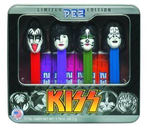 PEZ KISS Gift Set