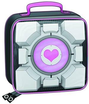 Portal Companion Cube Lunch Tote