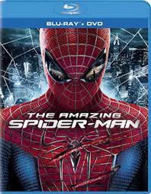 Amazing Spider-Man Blu-ray Combo DVD