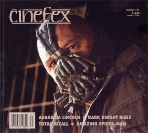 Cinefex #131 Oct 2012