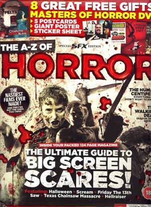 SFX Special UK #58 Horror 2012