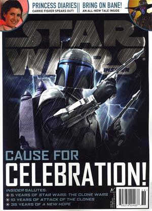 Star Wars Insider #136 Oct 2012 Newsstand Edition