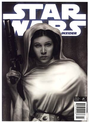 Star Wars Insider #136 Oct 2012 Previews Exclusive Edition