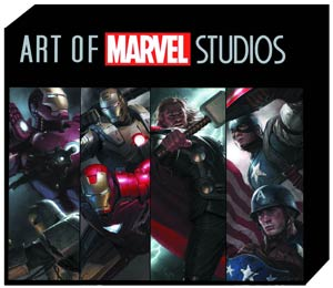 Art Of Marvel Studios TP Slipcase