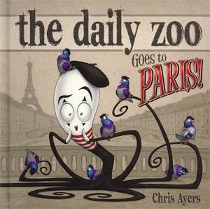 Daily Zoo Goes To Paris HC