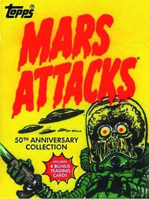 Mars Attacks 50th Anniversary Collection HC