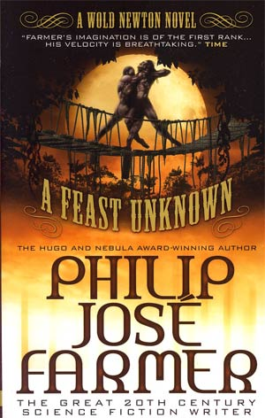 Feast Unknown Novel TP